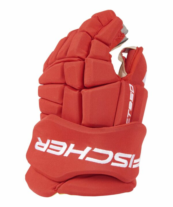 Fischer Handschuh CT950 rot