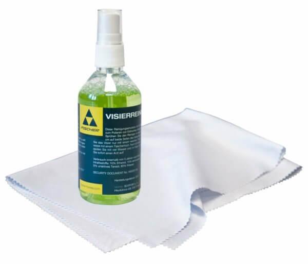 Visor Cleaning Set